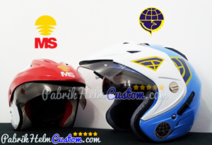 Helm Dishub dan Helm Shell