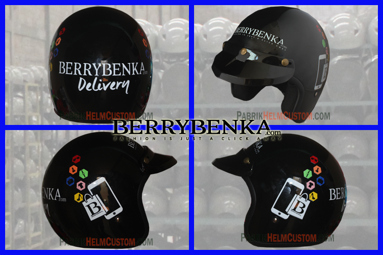 Helm Delivery Berrybenka
