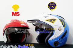 Helm Dishub dan Helm Shell