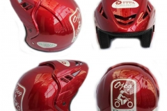 Helm Untuk Ojeg Daqu Wardah