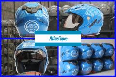 Helm Atlas Copco Sangatta