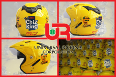 Helm Promosi Chis King