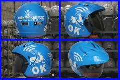 Helm Ojek Kampung