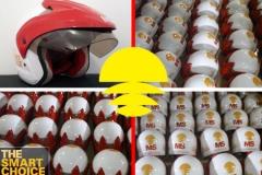 Helm Matahari Sakti