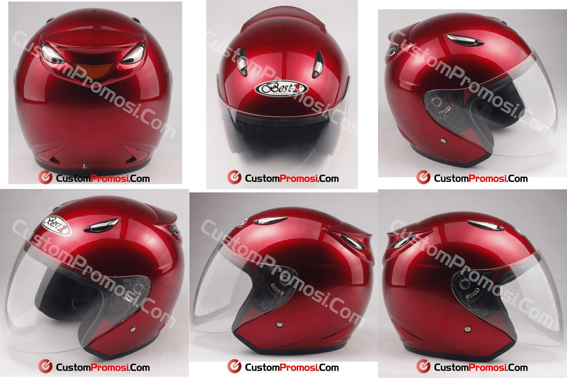 Helm Promosi Best 1