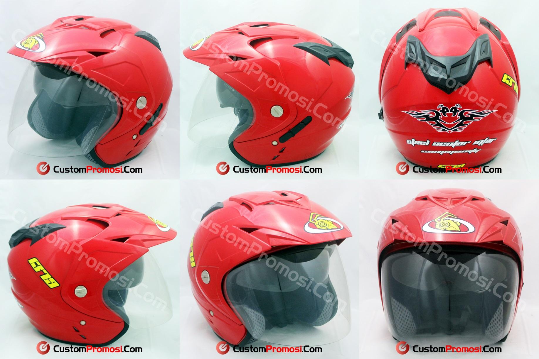 Helm Club Motor 1379