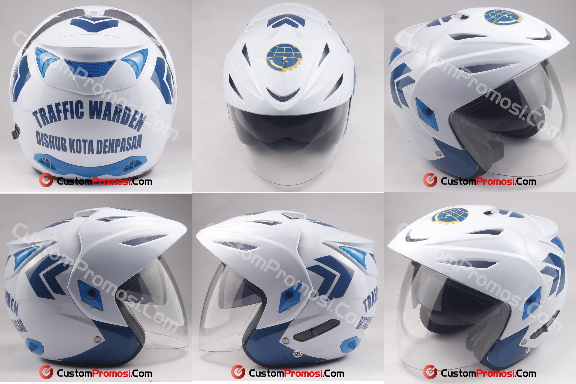 Helm Dishub Denpasar