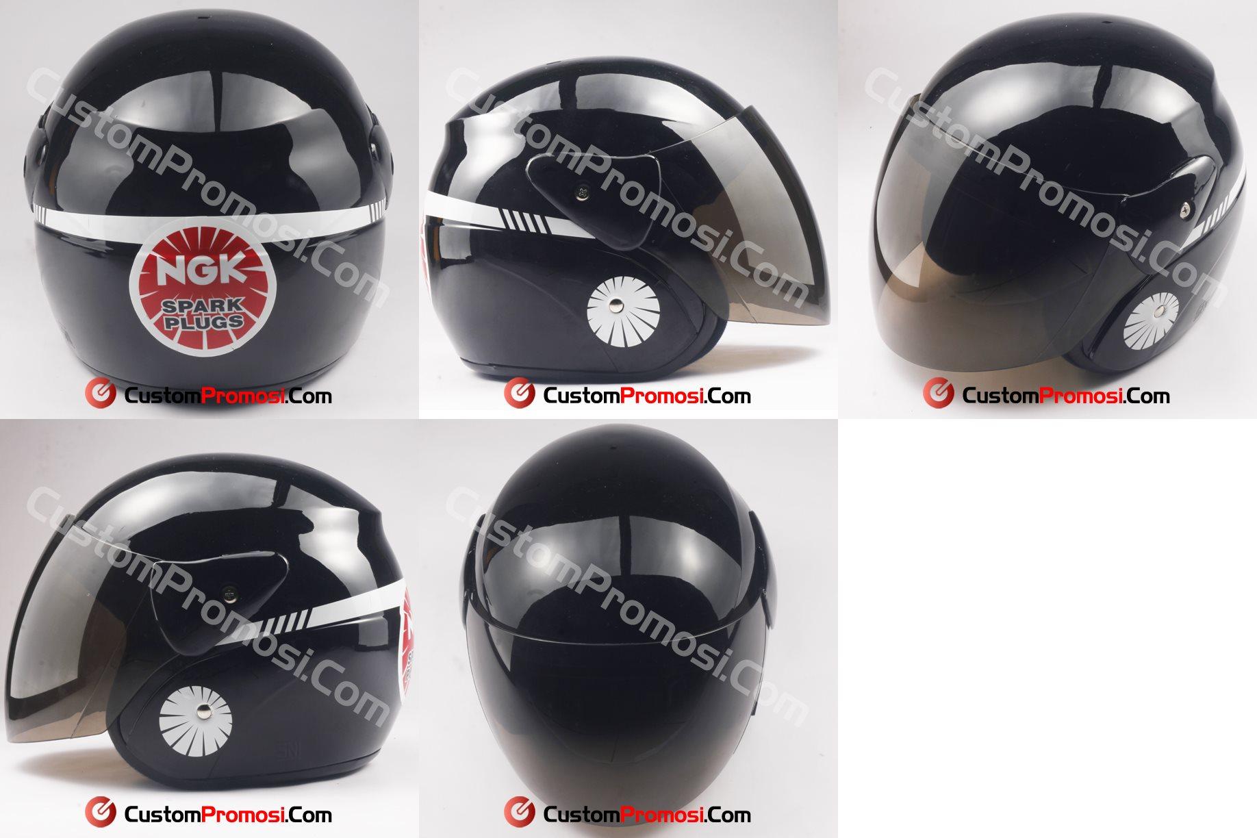Helm Promosi NGK