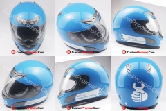 Helm Custom Atlas Copco fullface