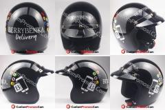 Helm Promosi Berrybenka