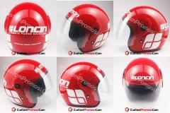 Helm Promosi Loncin