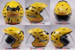 Helm Promosi Lippro